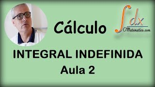 GRINGS - Integral Indefinida - aula 2