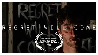 ● Regret Will Come ● Holy Cross Made Of Flesh ● (official music video)
