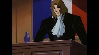 Robespierre dans Lady Oscar 6