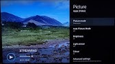 How to choose the correct Picture Mode for your TV - YouTube