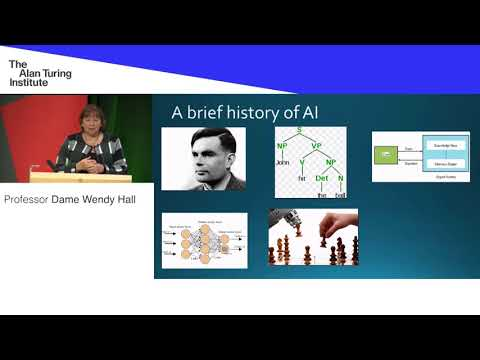 Turing Lecture: AI through the looking glass