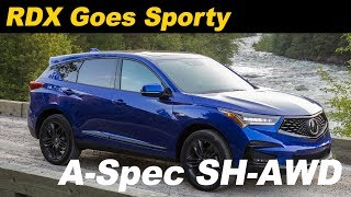 2019 Acura RDX A-Spec - Best Performance Value?