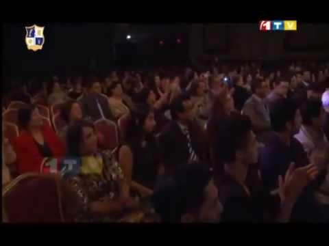Rumi Awards Concert 2013 Part 1