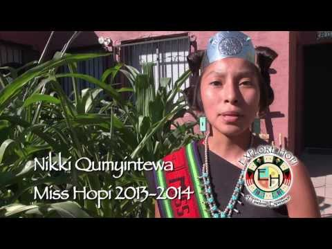 Explore Hopi w  Miss Hopi