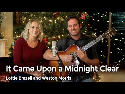 LIGHT The WORLD It Came Upon A Midnight Clear   Lottie Brazell And Weston Morris