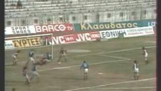 ETHNIKOS - AEL 0-1 1981-82