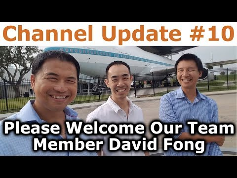 Channel Update #10 - Please Welcome Our...