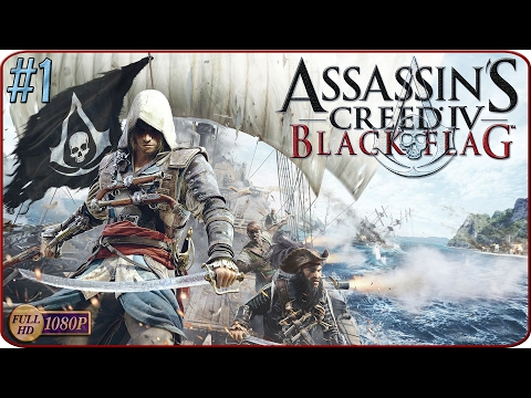 AC 4 Black Flag #1 Realidad Virtual!
