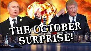 BREAKING END TIME SIGNS:  PRESIDENT TRUMP WARNS RUSSIA'S PRESIDENT PUTIN - OCTOBER SURPRISE! 2018
