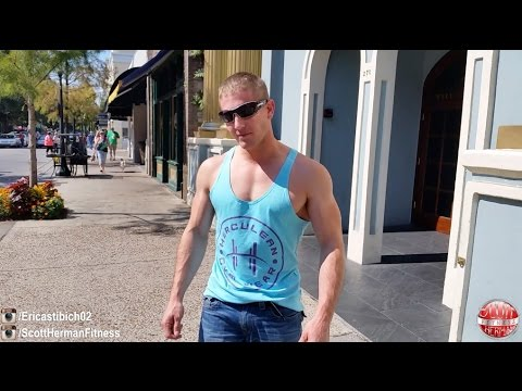 BUS 657- My First Movie Role, Shaved Head, Hotel Workout & Exploring Mobile Alabama!