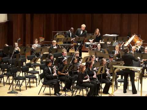 A Little Tango Music, Adam Gorb, Detroit Symphony Civic Symphonic Band, 322014