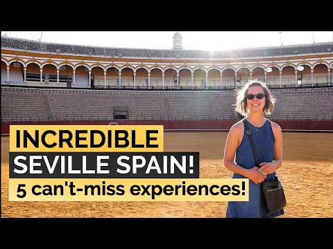 Best of Seville Spain! | 5 amazing things to do in Seville (2 for Game of Thrones fans!)