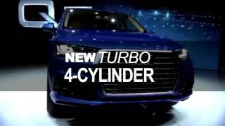 5 вещей, что нужно знать о новой Audi Q7