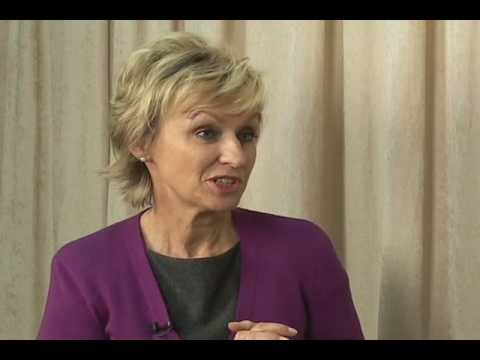 "Tina Brown of ""The Daily Beast"" on The Alcove"