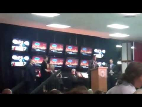Chicagoland Sports Hall of Fame honors Kevin Ollie 9/17/13