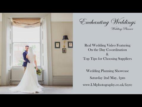 Enchanting Weddings - UK Wedding Planner - Virtual Wedding Fayre
