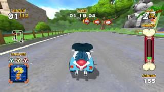 Yattaman Wii: Bikkuridokkiri Machine de Mou Race da Koron on Dolphin