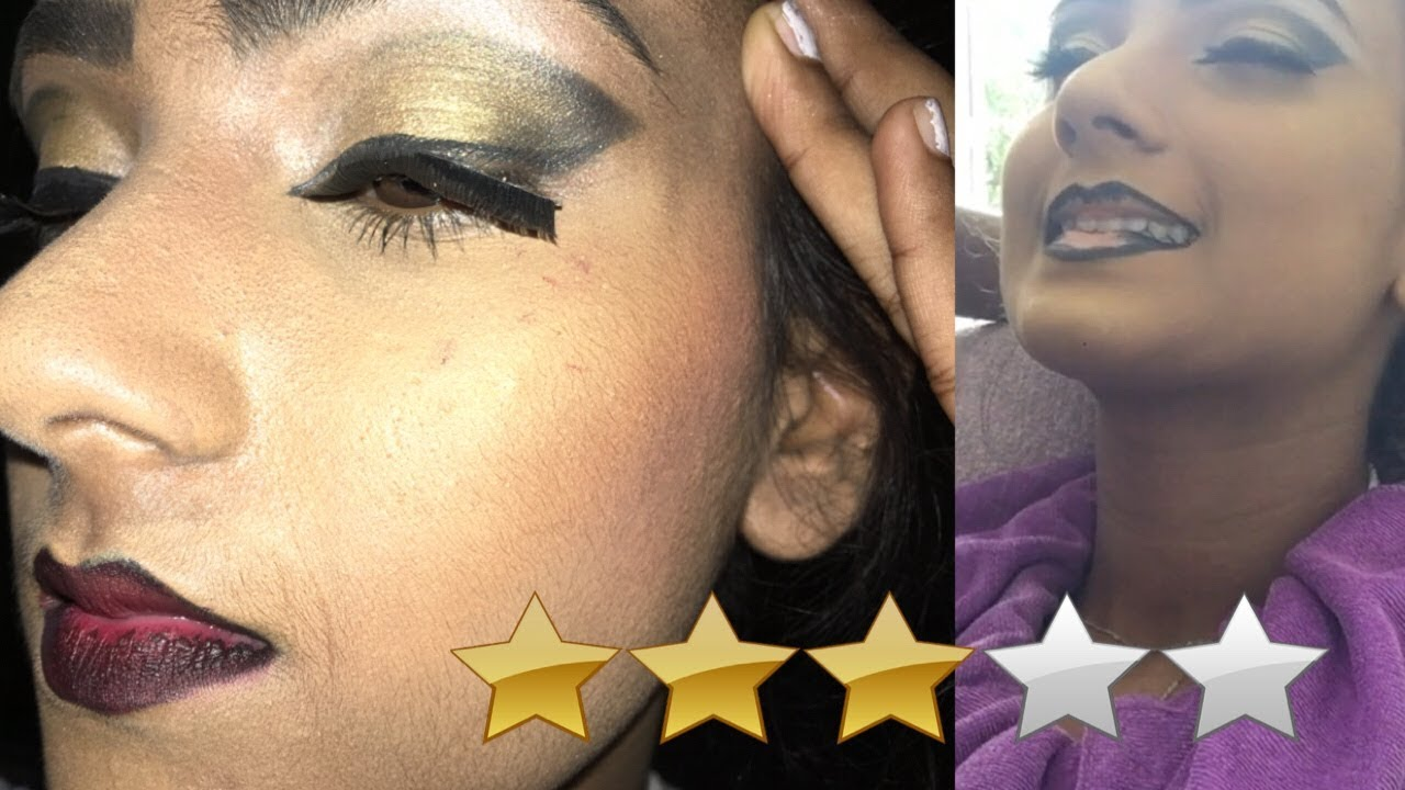 I WENT TO THE WORST REVIEWED MAKEUP ARTIST IN MY COUNTRY! |