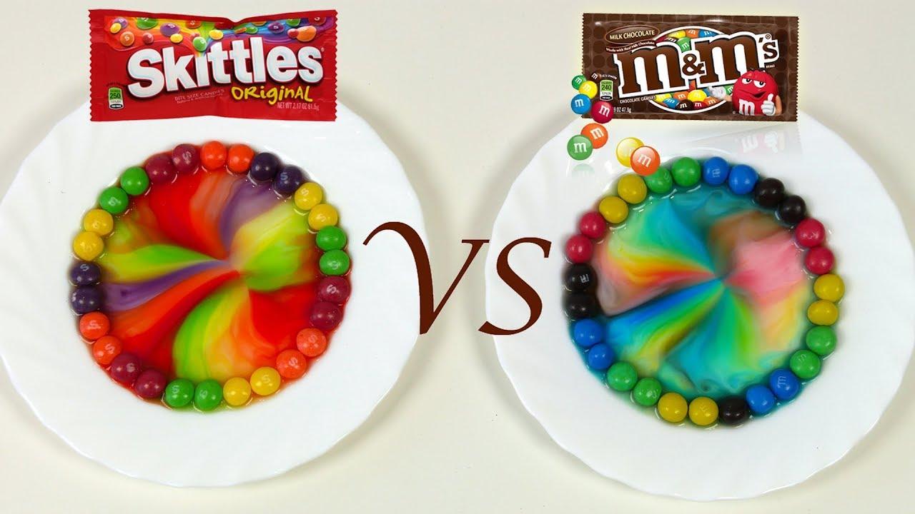 Halloween • M&M vs. Skittles • Tęczowy eksperyment • Która tęcza ładniejsza? • Kreatywne zabawy