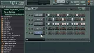 Fl Studio 8 Tutorial Cumbia by Dj toBiaNgeL