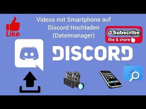 Discord Smartphone