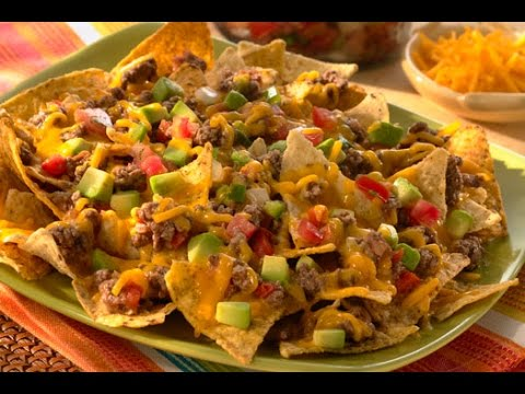 Easy Beef Nachos | One Pot Chef