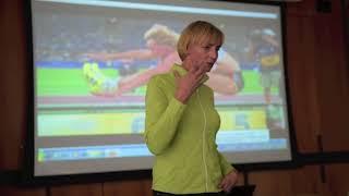 Besuch Olympiasiegerin Heike Drechsler