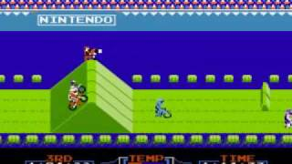 Funny ExciteBike for NES!