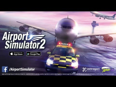 Airport Simulator 2 - Trailer