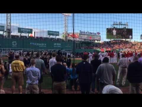 St Pauls Choir School -National Anthem