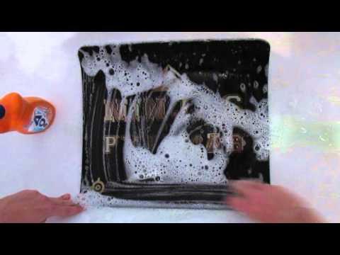Гайд №8 Как мыть коврик для мыши