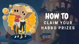 [HOW TO] Claim Habbo Prizes on Hotel Hideaway