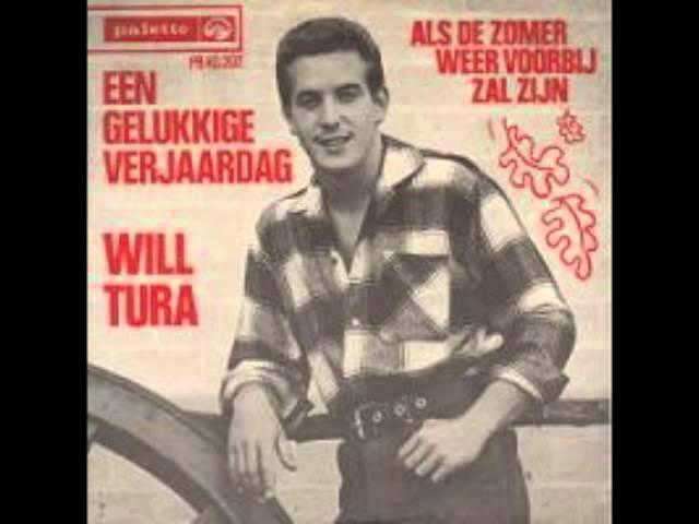 Ster van de week: Will Tura