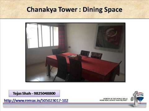 3bhk Penthouse for sale in Chanakya Tower, Bodakdev, Ahmedabad, India.