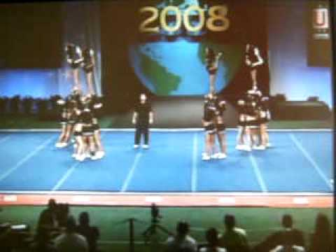 Power Cheer Sabres WORLDS 2008