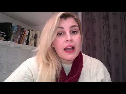 Testemunho de cura - Depressão, Síndrome do Pânico e Fibromialgia - Carolina Castro