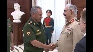 No Comment 16.08.17 - Haftar chiede l'aiuto di Mosca