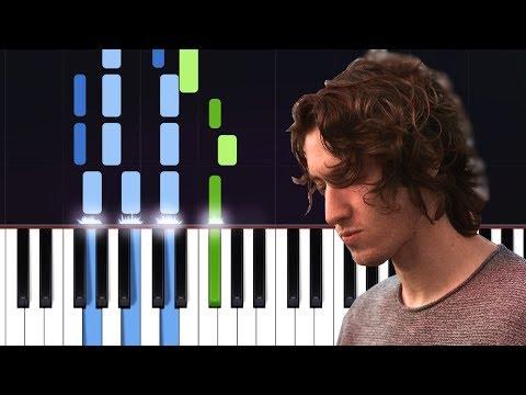 Dean Lewis - Waves Piano Tutorial