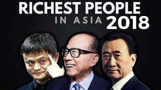 Top 10 Richest People in Asia 2018 - Forbes