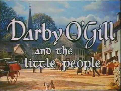 Walt Disney's Darby O'Gill and the Little People - Pretty Irish Girl