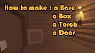 Unturned How To Make A House Easy