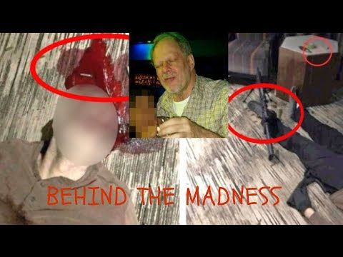 Behind The Madness: Stephen Paddock (documentary)