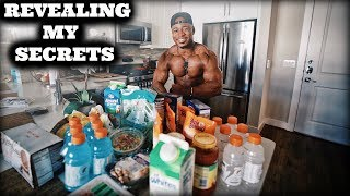 WHAT I EAT TO STAY STRONG | MY GROCERY MUST HAVES