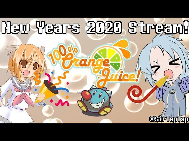 New Years 2020 Party   100% Orange Juice w/ Discord Members Stream