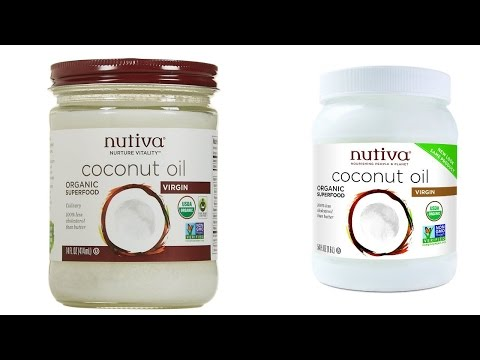 Top 5 Best Nutiva Organic Virgin Coconut Oil