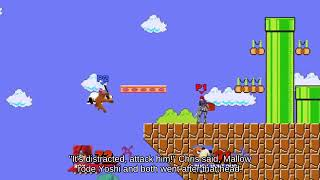 Prat Falling Ness with Ice Climbers fighting on Find Mii Super Smash Brothers