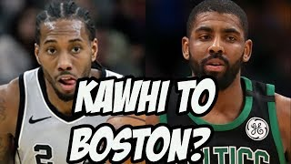 Why The Celtics Should (& Should Not) Trade For Kawhi Leonard