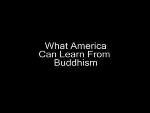 What America Can Learn From Buddhism