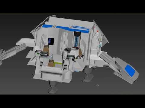 Deltaflyer Jefferies Tube update