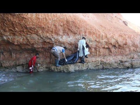 Migrants found dead on Libya coast